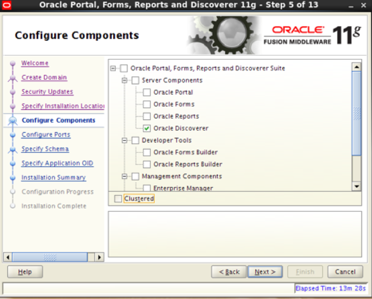 Upgrading Oracle Business Intelligence Discoverer: Part 1