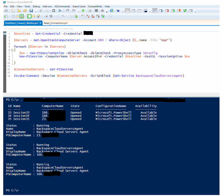 Managing Windows Servers Remotely with PowerShell
