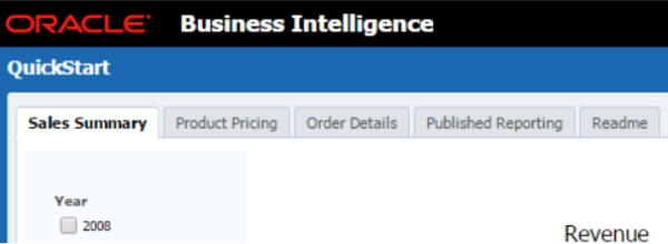 Tips for using Oracle Business Intelligence Enterprise Edition: Part 2